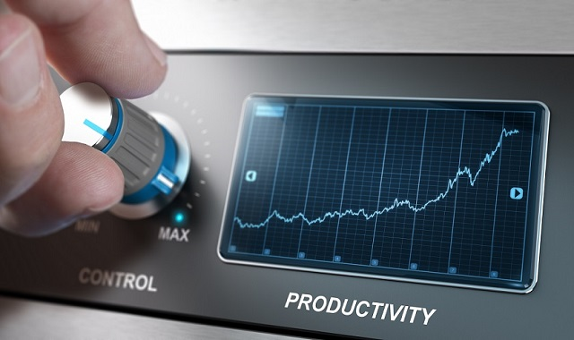 Online brain'hance sessions boosted employee productivity by 65%.